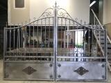 portail en fer forger